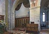 Cathedral (Vicenza) - Interior - organ.jpg
