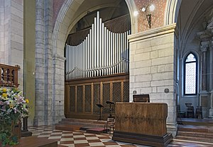 Vicenza Cathedral - Organ Mascioni opus 721