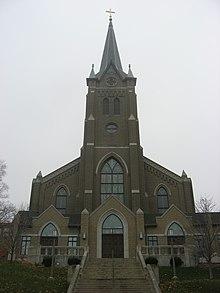 Katholische Diözese von Lafayette la