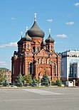 Cathedral of the Dormition at Uspensky Convent (Tula, Russia).JPG