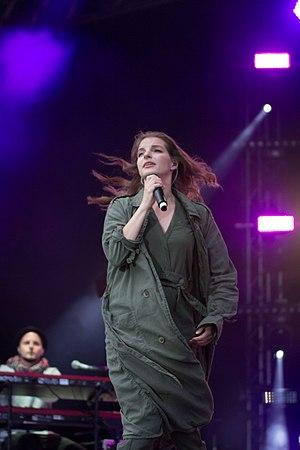 Yvonne Catterfeld - Catterfeld in 2017