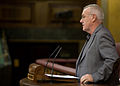 Cayo Lara interviene en el Pleno del Congreso.jpg