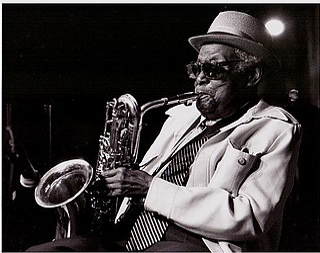 Cecil Payne American jazz saxophonist