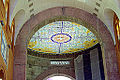 Ceiling of the crossing - Basilica of Aparecida - Aparecida 2014.jpg