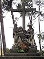 Cementiri de Terrassa, panteó semisoterrani família Salvans (II).jpg