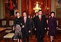 Cena de Estado que en honor del Excmo. Sr. Xi Jinping, Presidente de la República Popular China, y de su esposa, Sra. Peng Liyuan (8960391416).jpg