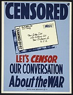 censorship of media is a necessity