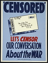 the issue of censorship in the united states Censorship, official prohibition or restriction of any type of expression believed to threaten the political, social, or moral order it may be imposed by governmental authority, local or national, by a religious body, or occasionally by a powerful private group.