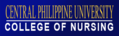Central Philippine University College of Nursing Banner.png