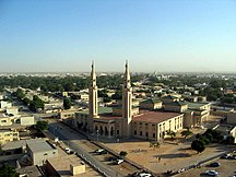 Mauritania-Colonial history and present day-Central mosque in Nouakchott