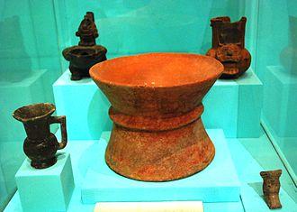Cerro de las Minas - Ceramics from Cerro de las Minas site