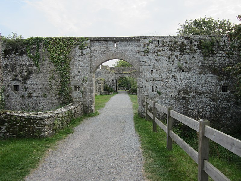 Fr:Château de Pirou