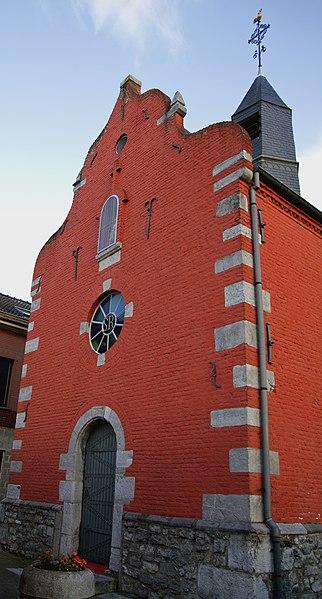 Chapelle Saint-Roch à Châtelet (Belgique)