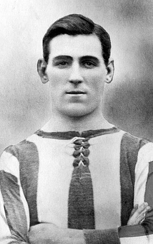 Charles Alton - Alton while with Brentford in 1922.
