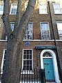 Charles Dickens - 48 Doughty Street Holborn London WC1N 2LX (2).jpg