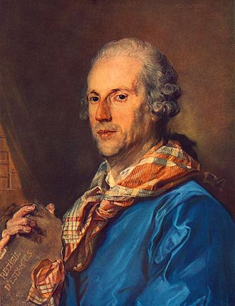 Charles Guillaume Le Normant d'Étiolles - Charles-Guillaume Le Normant d'Étiolles, by Jean-Baptiste Perronneau, ca. 1760. Currently at the Musée Cognacq-Jay.