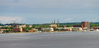Charlottetown Provincial capital city in Prince Edward Island, Canada
