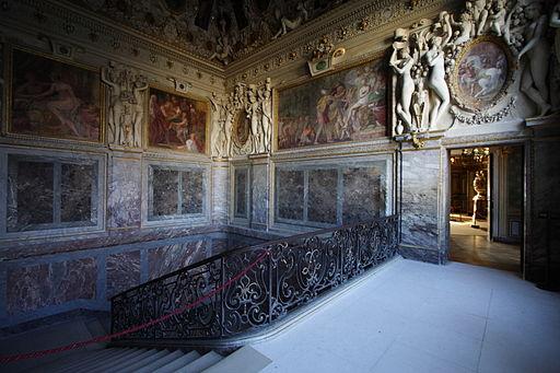Chateau de Fontainebleau FRA 017