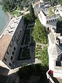 Chateau tarascon vue de haut 4.JPG
