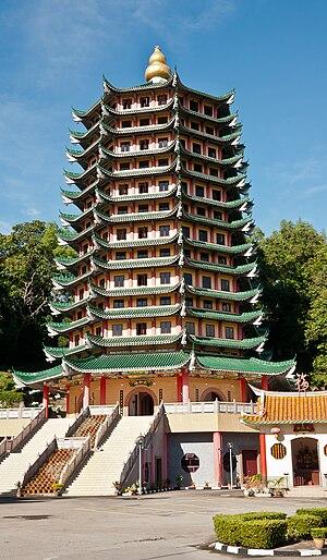 Che Sui Khor Pagoda - Che Sui Khor Pagoda