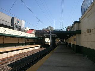 Chelten Avenue station SEPTA Regional Rail station