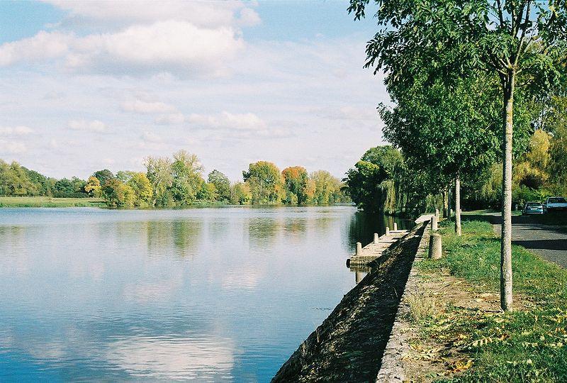 le cher  la riviere