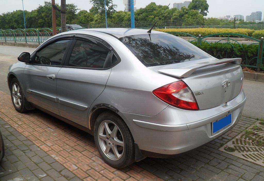 Chery M11 - Fotos de coches - Zcoches