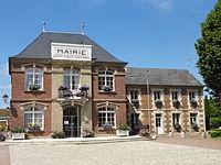 Chevrières (60), la mairie, place René-Langlois-Meurinne 1.jpg