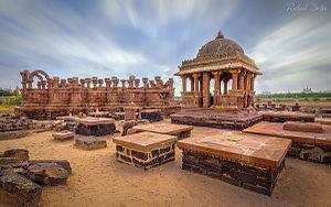 Bhuj - Chhatedi of Bhuj