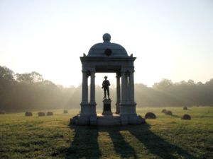1st Florida Infantry - The Chickamauga Florida Monument