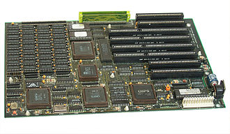 NEAT chipset - Motherboard with NEAT chipset for the Intel 80286