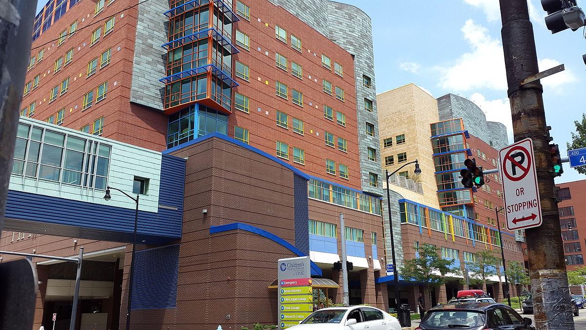Upmc Children S Hospital Of Pittsburgh Wikipedia