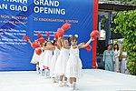 Children celebrate 25 refurbished and expanded kindergartens. (5839487343).jpg