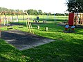Childrens play area at Monkton recreation ground - geograph.org.uk - 962248.jpg