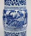 Chinese - Pair of Vases with European Women - Walters 491913, 491914 - Detail C.jpg