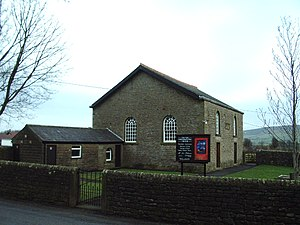 Chipping, Lancashire - Chipping Congregational Church