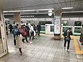 Chiyoda Line- Nishi-Nippori Station platforms Nov 9 2019 various 21 11 29 806000.jpeg