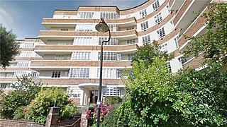 Cholmeley Lodge Residential building in Haringey, London