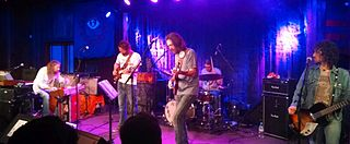Chris Robinson Brotherhood American blues rock band