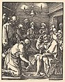 Christ Washing the Feet of the Disciples, from The Small Passion MET DP820427.jpg