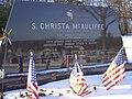 Christa McAuliffe gravestone in Concord, NH.jpg