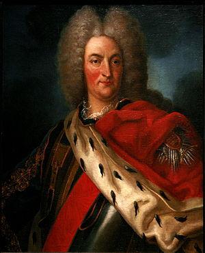 Christian III, Count Palatine of Zweibrücken - Portrait in the Musée historique de Strasbourg