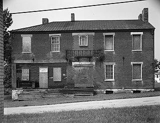 West Overton, Pennsylvania United States historic place