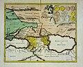 Christoph Weigel. Asia intra Mæotim pontvm et mare Caspivm. 1720.jpg