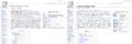 Chrome vs Firefox Wikipedia rendering.png