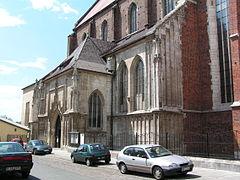 Church of St. Catharine in Kraków 05.JPG