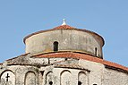 Church of St. Donatus in Zadar - dome.jpg