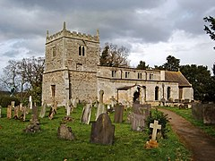 Church of St. Oswald, East Stoke - geograph.org.uk - 53843.jpg