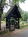 Church of the Holy Innocents, High Beach, Essex, England - Lychgate.jpg
