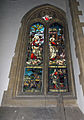 Church of the Holy Innocents, High Beach, Essex, England - stained glass 1.jpg